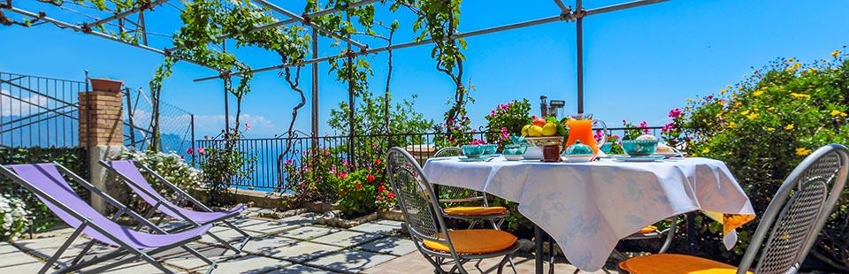 appartamenti vacanze costiera amalfitana case vacanze bed and ...